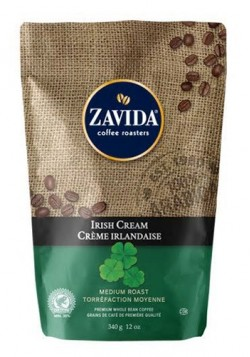 Cafea Zavida cremoasa aroma whisky (Irish Cream Coffee)