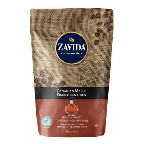 Cafea Zavida aroma artar canadian (Canadian Maple Coffee)