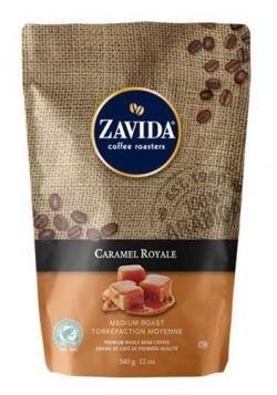Cafea Zavida aroma caramel (Caramel Royale Coffee)