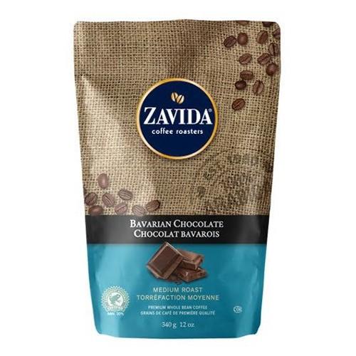 Cafea Zavida aroma ciocolata bavareza (Bavarian Chocolate Coffee)