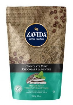 Cafea Zavida aroma menta (Chocolate Mint Coffee)