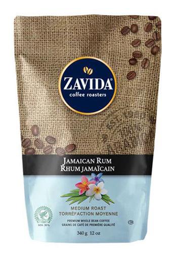 Cafea Zavida rom Jamaica (Jamaican Rum C..