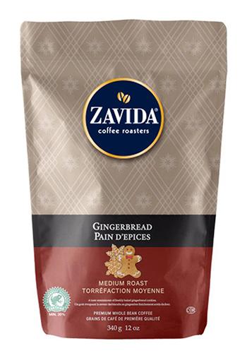 Cafea Zavida aroma de turta dulce (Ginge..