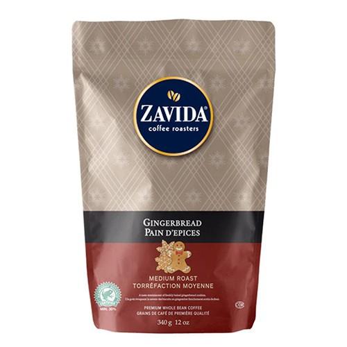 Cafea Zavida aroma de turta dulce (Gingerbread Coffee)