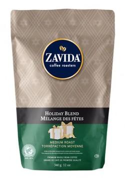 Cafea Zavida aroma de vacanta (Holiday Blend Coffee)