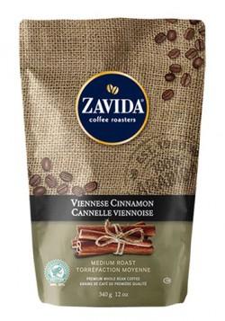 Cafea Zavida aroma scortisoara vieneza (Viennese Cinnamon Coffee)