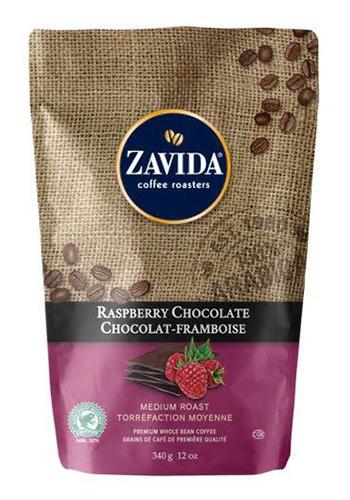 Cafea Zavida aroma zmeura si ciocolata (..