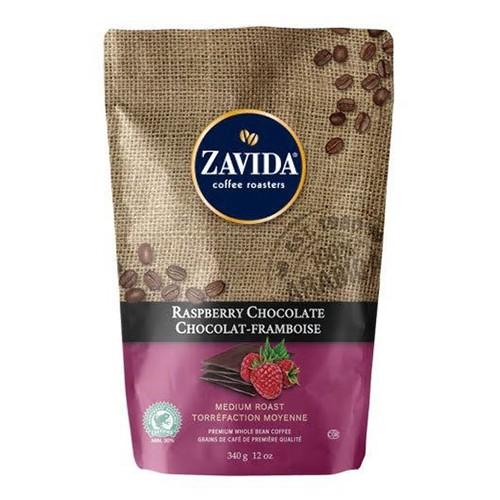 Cafea Zavida aroma zmeura si ciocolata (Raspberry Chocolate Coffee)