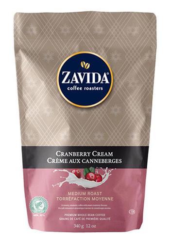 Cafea Zavida cremoasa aroma de merisoare..