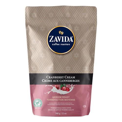 Cafea Zavida cremoasa aroma de merisoare (Cranberry Cream Coffee)