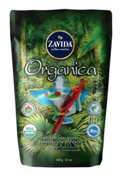 Cafea organica Zavida Rainforest Alliance (Organica Rainforest Alliance Coffee)