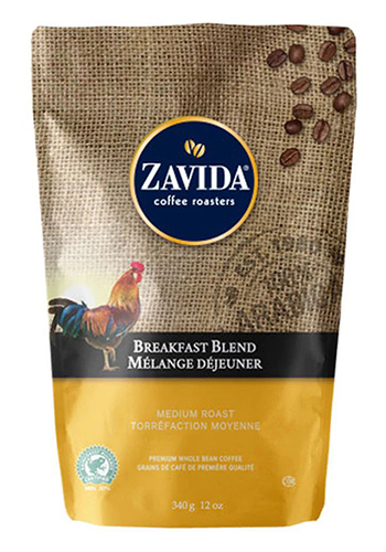 Cafea Zavida buna dimineata (Breakfast B..