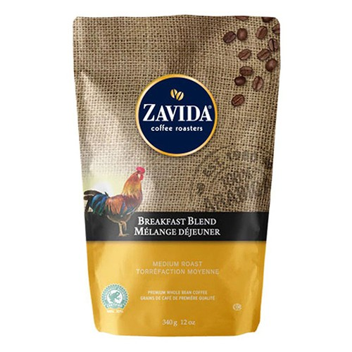 Cafea Zavida buna dimineata (Breakfast Blend Coffee)
