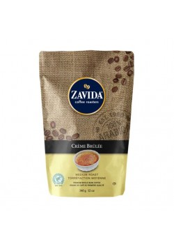 Cafea Zavida Zahar Caramelizat (Creme Brulee Coffee)