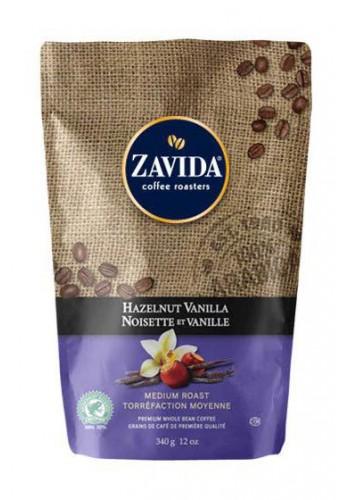 Cafea Zavida aroma alune de padure si va..
